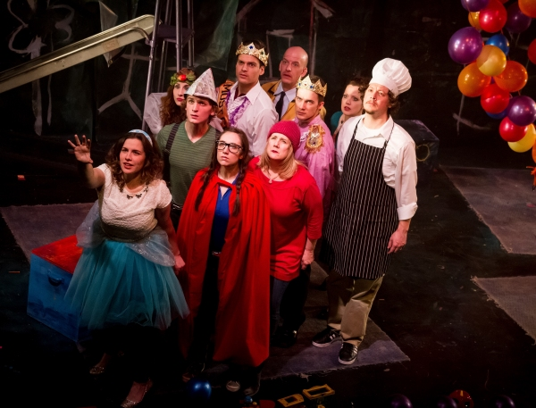 Photo Flash: First Look at The Hypocrites' INTO THE WOODS