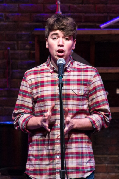 Photo Coverage: Inside MURDER FOR TWO's Love: The Concert!