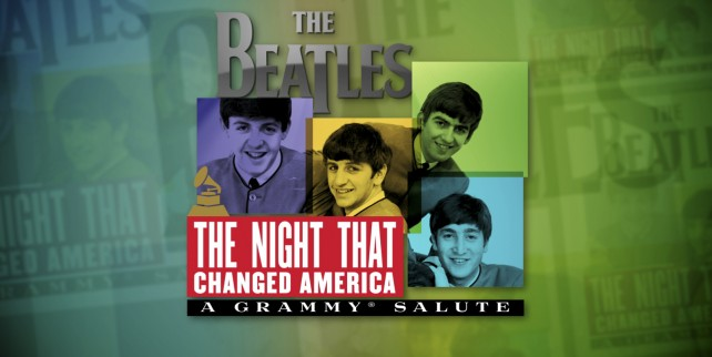 CBS Airs Encore Broadcast of THE BEATLES:  THE NIGHT THAT CHANGED AMERICA Tonight