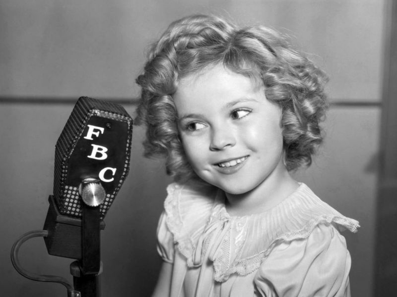 Hollywood Legend & U.S. Ambassador SHIRLEY TEMPLE BLACK Passes Away at 85