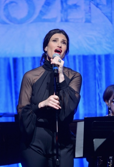 Idina Menzel to Perform FROZEN's 'Let It Go' on THE OSCARS