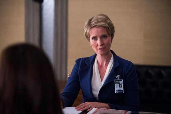 Photo Flash: First Look - Cynthia Nixon Debuts in Recurring Role on NBC's HANNIBAL