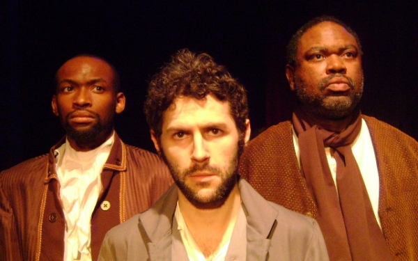 Photo Coverage: THE WHIPPING MAN's Austin Premiere at City Theatre