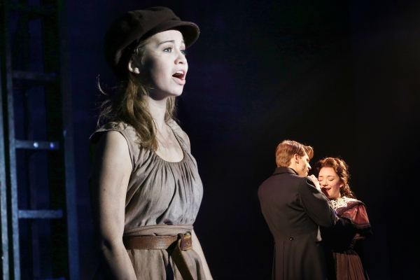 Photo Flash: First Look at Craig Schulman, Lauren Kennedy & Chuck Wagner in NCT's LES MISERABLES