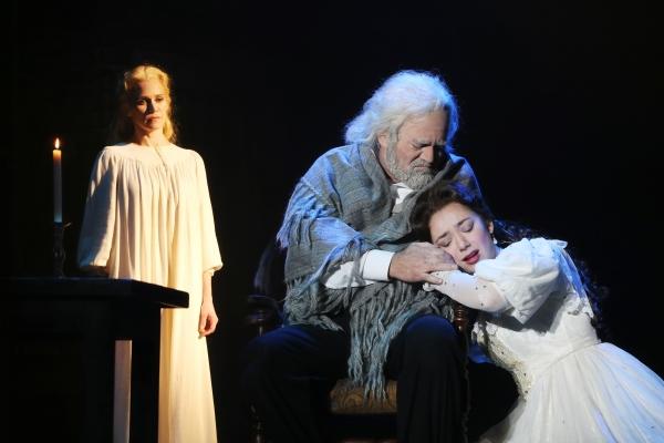 Lauren Kennedy, Craig Schulman, Julie Benko