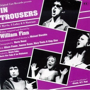 IN TROUSERS Original Cast Recording Now Available On iTunes