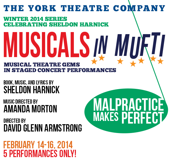 Sheldon Harnick Discusses Musicals In Mufti Series Of Shows