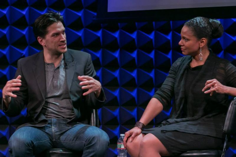 Romantic Photos Of Audra McDonald & Will Swenson In Shakespeare's VENUS & ADONIS