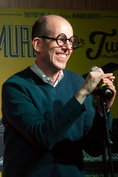 Photo Coverage: MURDER FOR TWO Celebrates Album Release at Barnes & Noble