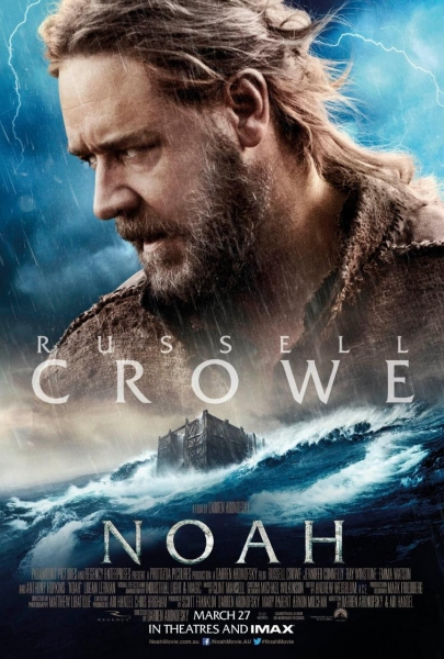 Photo Flash: Two New International Posters for Darren Aronofsky's NOAH