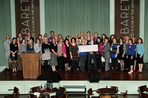 Photo Flash: Bank of America Announces $200,000 Grant for Spread the Word Nevada