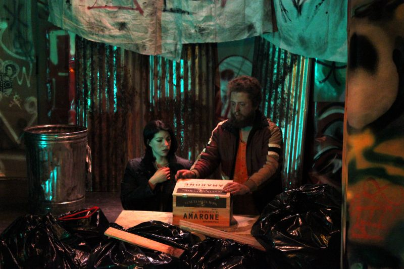 BWW Reviews: MARISOL from Collision Project Feels Overly 'Edgy'