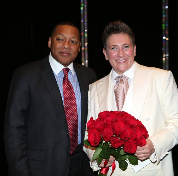 Photo Coverage: Wynton Marsalis, Tony Bennett & More Welcome k.d. lang to AFTER MIDNIGHT