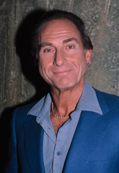Sid Caesar photographed at the NBC Building in New York City on June 20, 1981