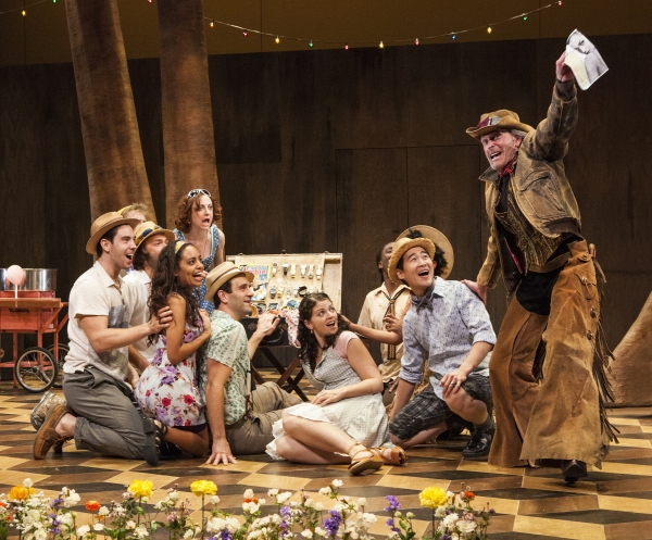 Photo Flash: First Look at Billy Campbell and More in THE WINTER'S TALE at The Old Globe