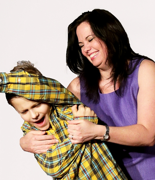 Photo Flash: Meet the Cast of DM Playhouse's TALES OF A FOURTH GRADE NOTHING, Beg. Today