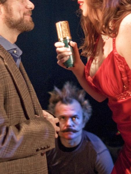Greg Carere, Rob Erickson, and Julia Sirna-Frest Photo