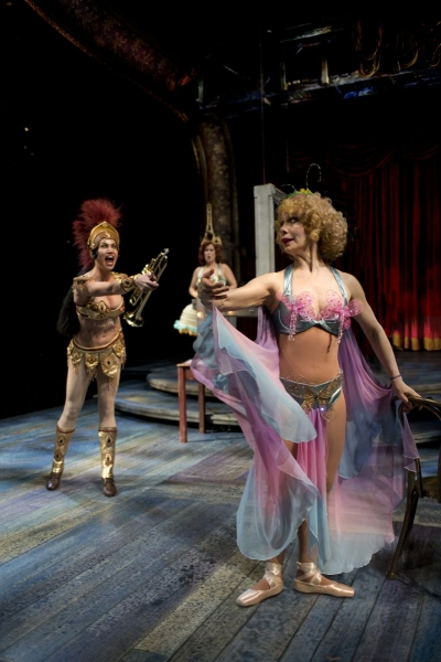 Photo Flash: First Look at Louise Pitre and More in Chicago Shakespeare's GYPSY