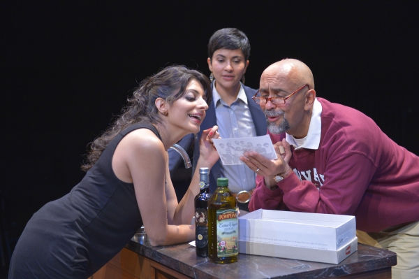 Photo Flash: First Look at THE WHO & THE WHAT at La Jolla Playhouse