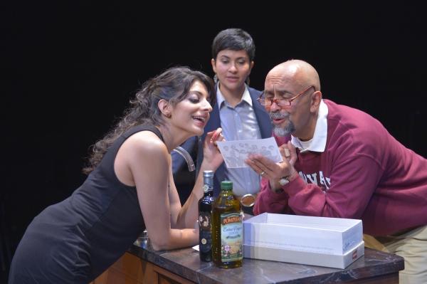 Meera Rohit Kumbhani, Monika Jolly and Bernard White