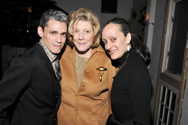Photo Flash: Isabel and Ruben Toledo Host Pre-Party in Honor of k.d. lang in AFTER MIDNIGHT