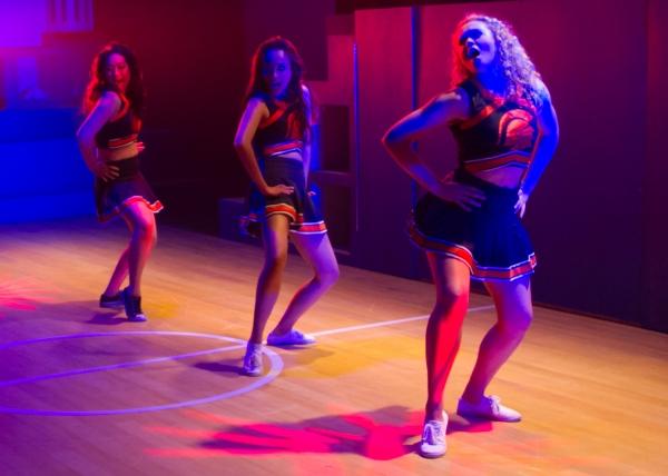Klarissa Mesee, Danielle Rosario and Devon Hadsell