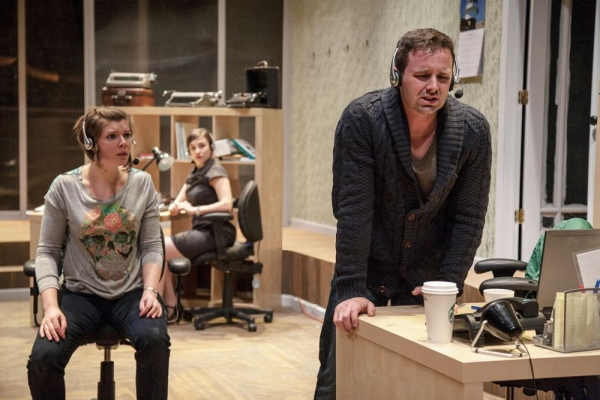 Photo Flash: LiveWire Theatre's ASSISTANCE, Now Playing Through 3/16