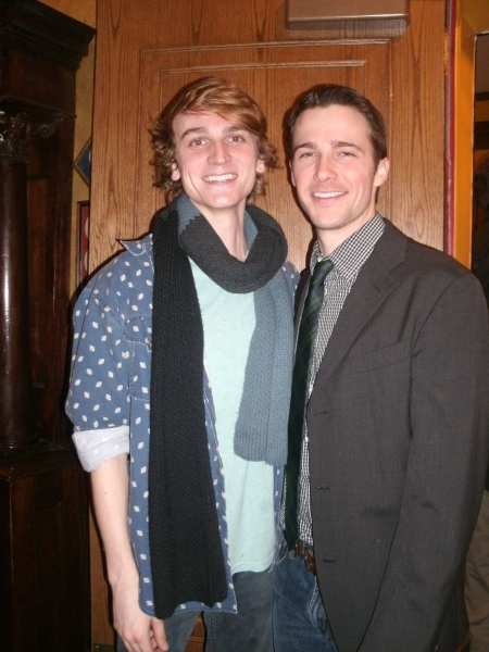 Photo Flash: Cast of The Hypocrites' INTO THE WOODS, Now Playing at Mercury Theatre Chicago, Celebrates Opening Night