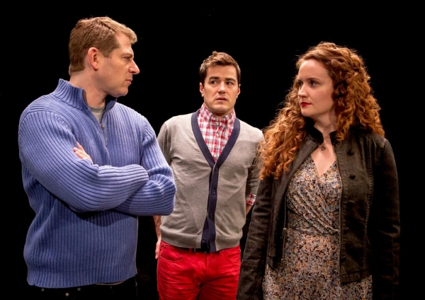 Photo Flash: First Look - Kitchen Theatre's Upcoming Production of COCK, Begin. 2/19