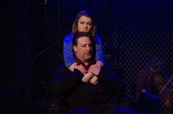 Grace Bydalek (Natalie) and Jeffrey Pierce (Dan)