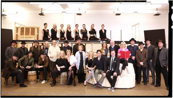 FREEZE FRAME: Meet the Company of BULLETS OVER BROADWAY!