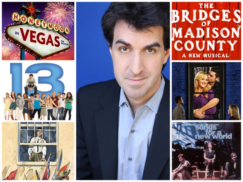 In Honor of 'BRIDGES' on Broadway, BWW Highlights Jason Robert Brown's Best