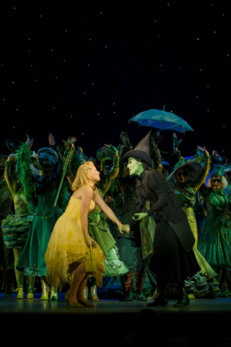 BWW Reviews: WICKED at the Cultural Center of the Philippines