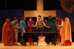 BWW Reviews: PASSION PLAY Explores the Line Between Authentic Identity and Scripted Performance