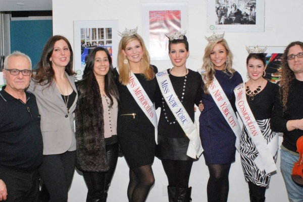 Celebrity Stylist Vartan Vartali hosts the launch of The Sing for Hope Collection, a  Photo