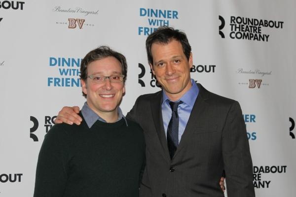 Jeremy Shamos and Darren Pettie