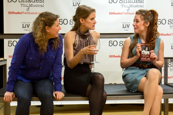 Photo Coverage: 50 SHADES! THE MUSICAL Company Meets the Press!