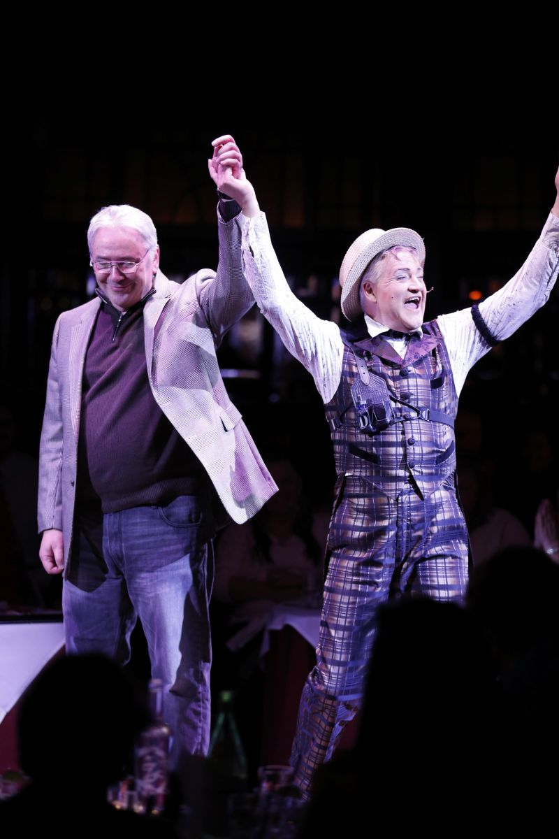 BWW Reviews: ON THE AIR at Teatro ZinZanni Is Three Hours of Pure Joy