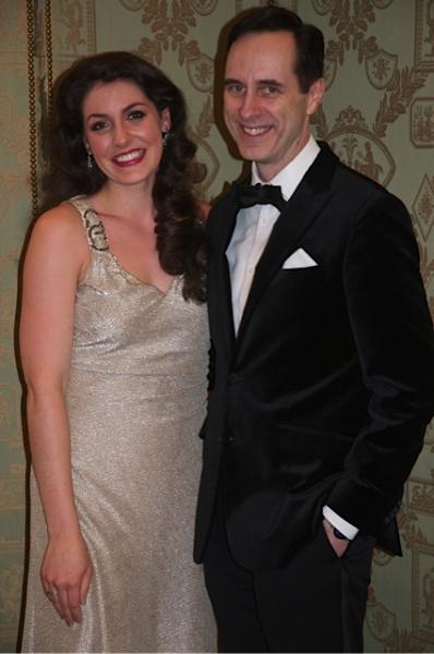 Jennifer Sheehan and Bill Connington