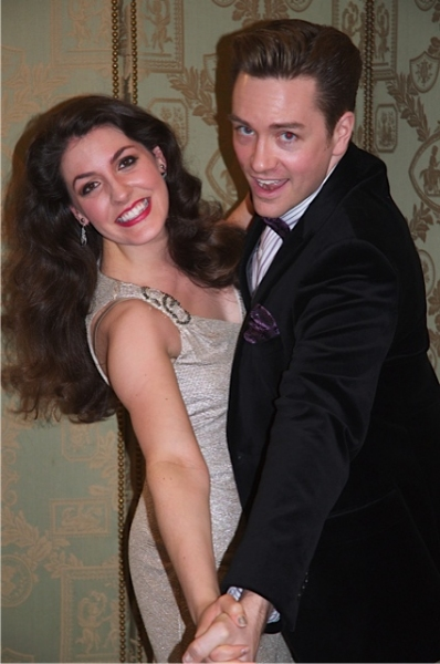 Jennifer Sheehan and Brian Charles Rooney