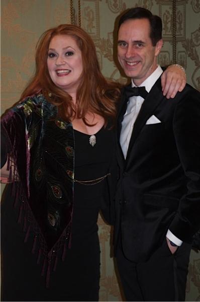 Katie Thompson and Bill Connington
