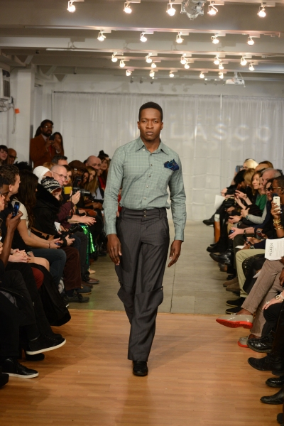 Photo Flash: Designer Mischka Velasco Brings STRING THEORY to New York Fashion Week