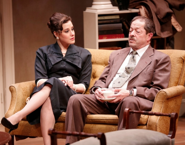 Photo Flash: Keen Company's MIDDLE OF THE NIGHT Begins Tonight