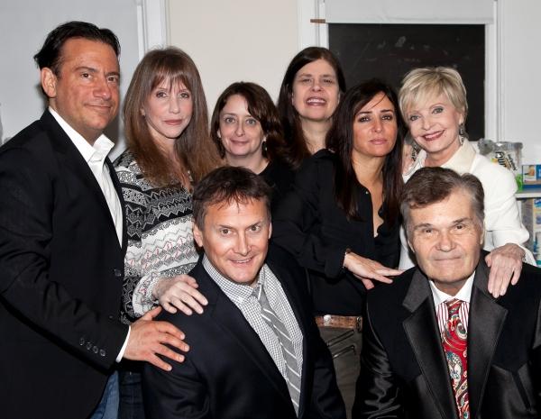 Eugene Pack, Laraine Newman, Rachel Dratch, Dayle Reyfel, Pamela Adlon, Florence Henderson, Michael Hitchcock, Fred Willard