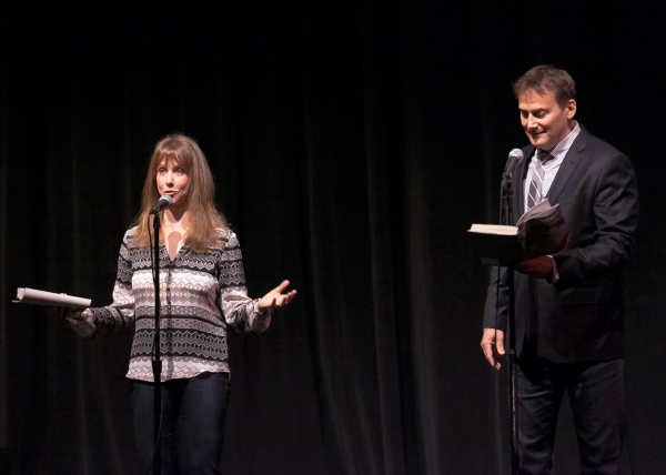 Photo Flash: Florence Henderson, Rachel Dratch & More Bring CELEBRITY AUTOBIOGRAPHY to Sketchfest in San Francisco