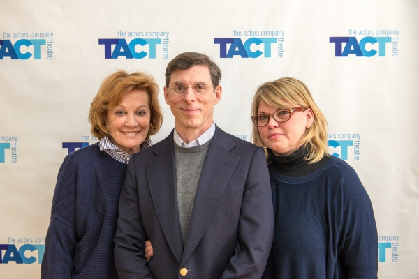 Cynthia Harris, Scott Alan Evans, Jenn Thompson