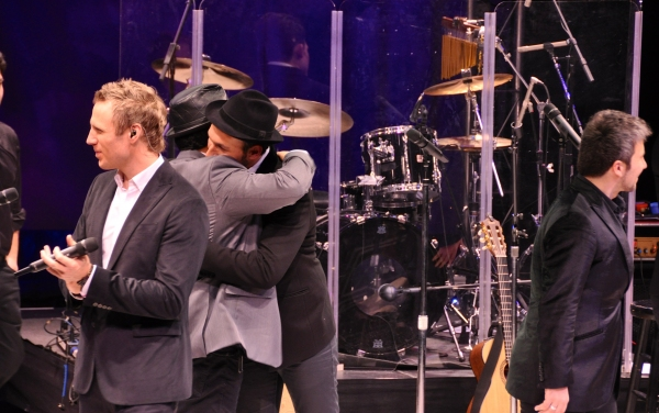 Photo Coverage: The Tenors Play a Valentine's Day Concert at NYCB Theatre