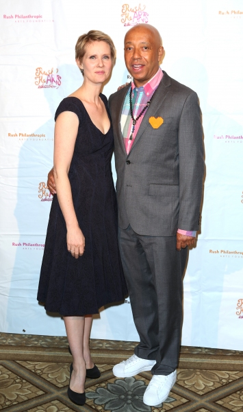 Photo Coverage: Patina Miller, Cynthia Nixon, Charl Brown & More Attend Rush HeARTS Education Luncheon