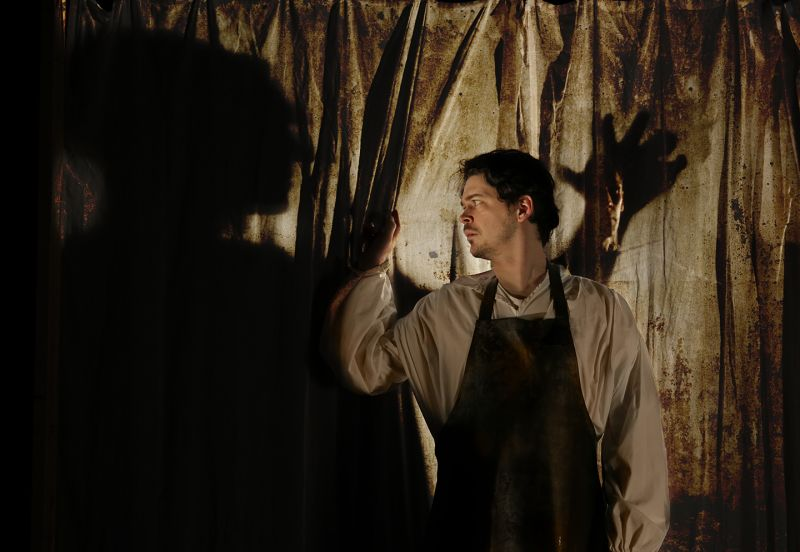 BWW Reviews: Book-It's FRANKENSTEIN Filled with Chilling Imagery and Befuddling Choices