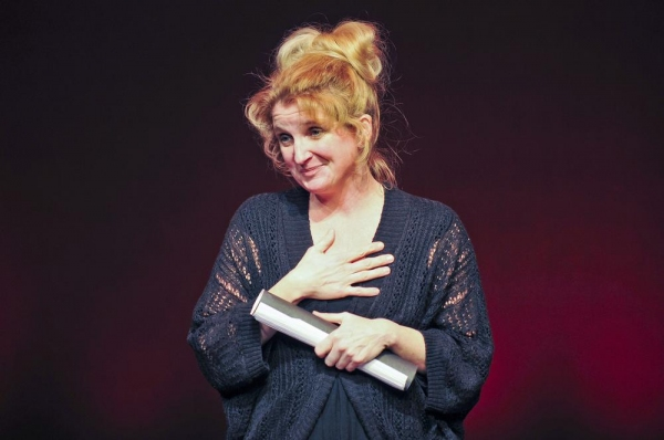 Megan Lawrence as Martine Photo